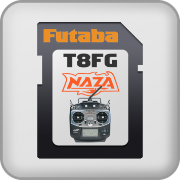Futaba 8FG DJI Naza M Programming Guide Using S-Bus