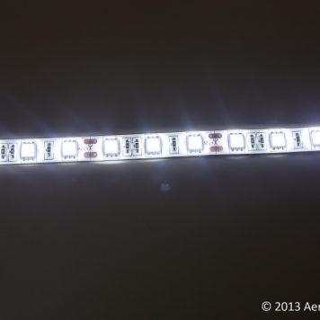 "60 LED SMD Epoxy Type Flexible LED Strip 12V - 1 meter - 39"" - White"