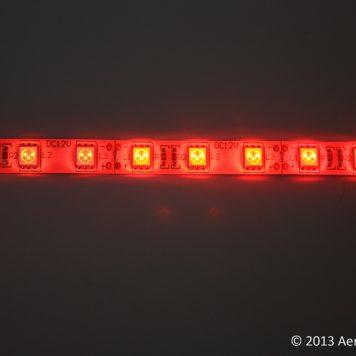 60 LED SMD Epoxy Type Flexible LED Strip 12V – 1 meter – 39? – Red