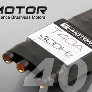 RCTiger Motors 40A ESC – 3A/5V BEC