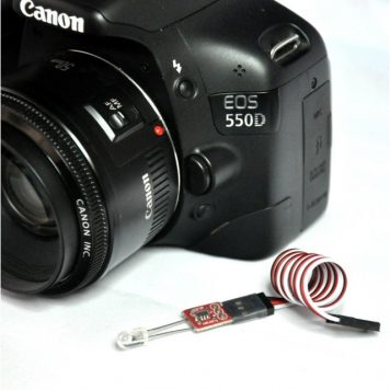 SLED Canon RC Shutter