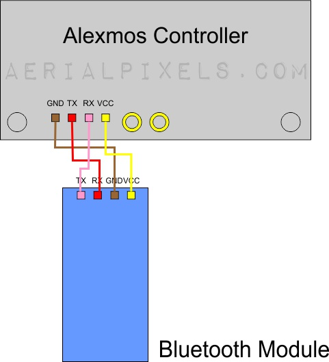 alexmos bluetooth module installation and setup guide. Black Bedroom Furniture Sets. Home Design Ideas
