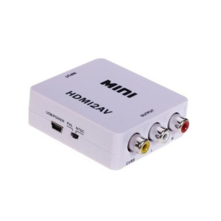 HDMI to Analog Video Converter