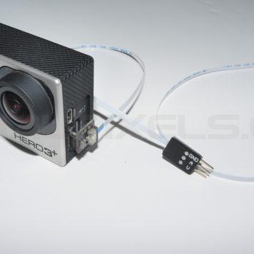 GoPro Hero 3 to FPV Transmitter Lead