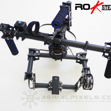 ROKSteady 3 Axis Handheld Brushless Gimbal