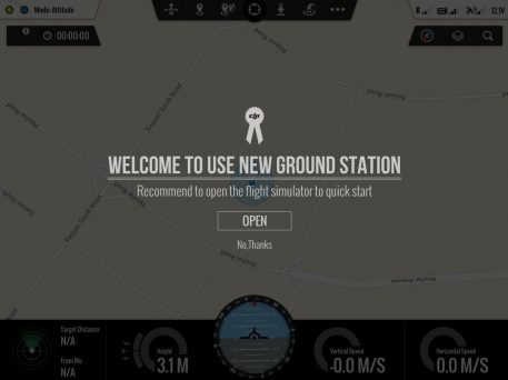 DJI 2.4G Bluetooth Data Link for DJI iPad Ground Station