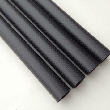25mm Carbon Fiber Tube Boom 550mm