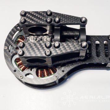 RokSteady Universal Pan Axis Upgrade Kit - iPower 8017-Motor