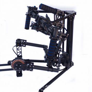 RX Pro - Elite Brushless Gimbal for Heavy DSLR Cameras & RED Series