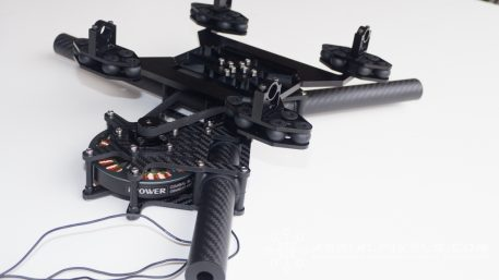 ROKSteady Pro Grade Brushless Pan Axis for DJI S800 EVO