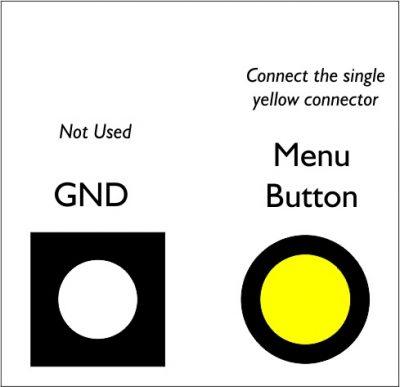 Alexmos Wireless Joystick Menu Button