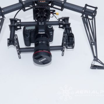 ROKSteady Aerial 3 Axis Brushless Gimbal for Multirotors