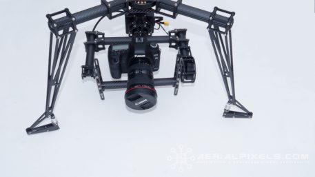 ROKSteady Aerial 3 Axis Brushless Gimbal for Multirotors