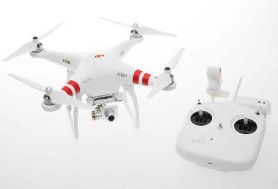 DJI Phantom 2 Vision+ Quadcopter FPV HD Video Camera  3-AXIS Gimbal W/ Extra Battery