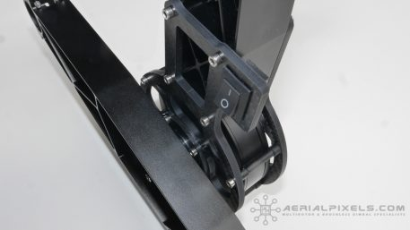 FxPro CNC Machined Aluminum Roll and Vertical Arm Pro Upgrade Kit