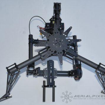 FX Pro Elite 3 Axis Brushless Gimbal for Multirotors