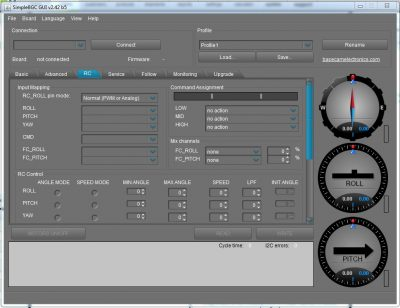 Alexmos Firmware V2.42B5 2