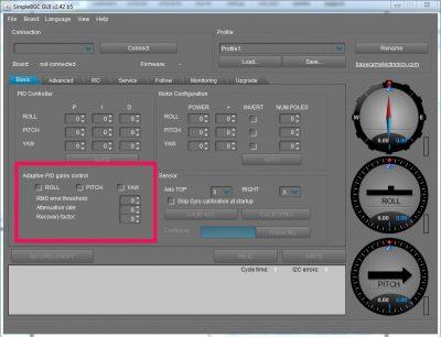 Alexmos Firmware V2.42B5