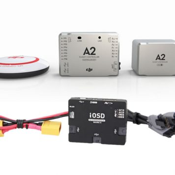DJI A2 FLIGHT CONTROLLER SYSTEM AND DJI OSD MKII COMBO