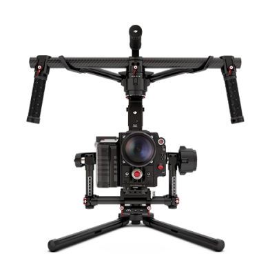 DJI Ronin- Professional 3-AXIS Stabilized Handheld Gimbal System