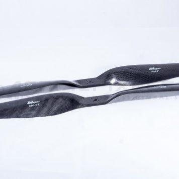 """Maytech 28x9.2"""" Carbon Fiber Propeller Pair - 1 CCW 1 CW"""