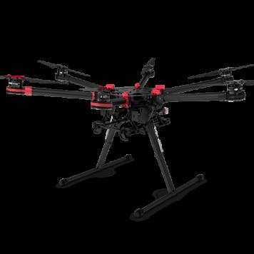 DJI S900 Spreading Wings - Hexacopter