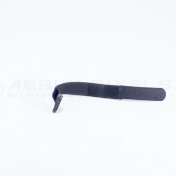 Velcro Battery Strap 200 mm x 20 mm (2) - BLACK