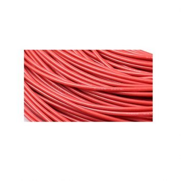 """18AWG Silicon Wire Red (1Meter/39.3"""")"""