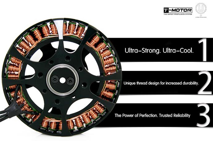 T-MOTOR U8 100 U-Power Series Motor