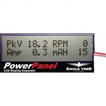 PowerPanel LCD Display Eagletreesystems
