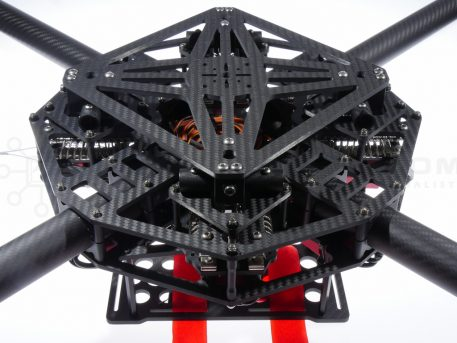 FX8Pro Elite - X8 Quad Heavy Duty Multirotor Frame