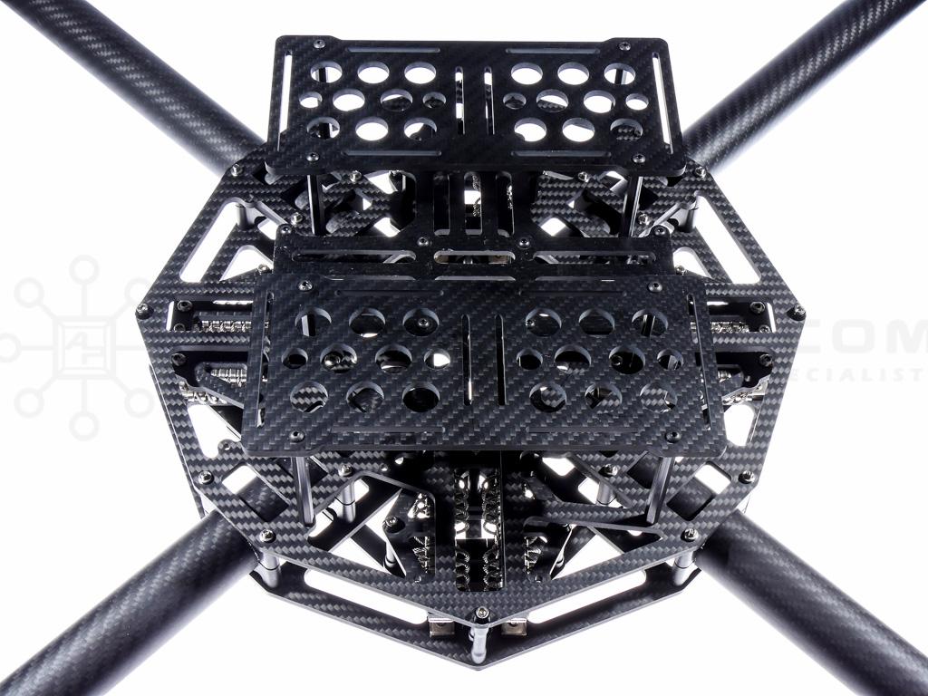 FX8Pro Elite - X8 Quad Heavy Lift Drone