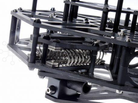 FX8 Pro Elite Center Frame Upgrade Kit with Wire Dampener