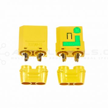 XT90-S Anti-Spark Connector Male Female Pair - XT90S