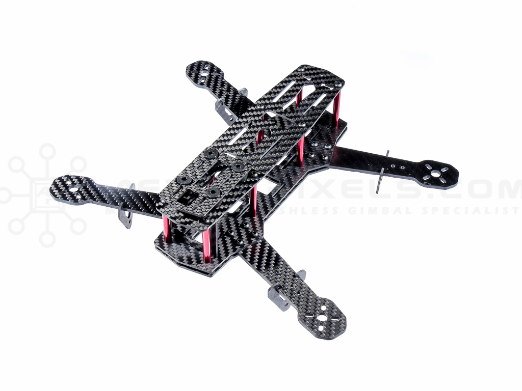 ZMR250 250mm Carbon Fiber Mini Quadcopter FPV Frame Kit