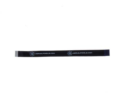 "Ultra Thin HDMI Flat Ribbon Cable Black - 30 CM - 11"""
