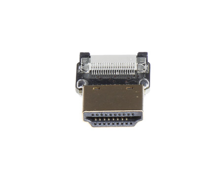 HDMI Standard (Type A) Male Straight Connector
