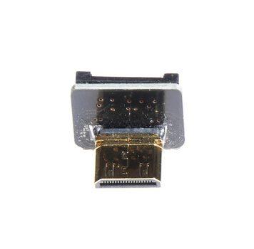HDMI Mini (Type C) Male Right Angle Connector