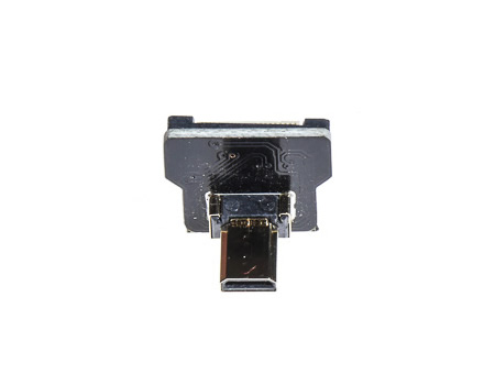 HDMI Micro (Type D) Male Right Angle Connector