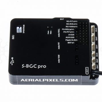 Alexmos 32 BIT Controller with Encoder Expansion - Pro - SimpleBGC Pro