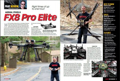 Read the FX8 Pro Elite - Pilot Review - Multirotor Pilot Magazine
