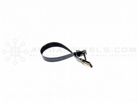 "Ultra Thin HDMI Cable Micro to HDMI Standard Flat Ribbon Cable - 15CM (5.9"")"