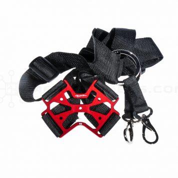 Secraft Neck strap Double V2 - RED