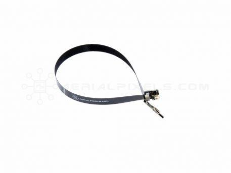 "Ultra Thin HDMI Cable Mini Straight to HDMI Mini Female Flat Ribbon Cable - 30CM (11.8"")"