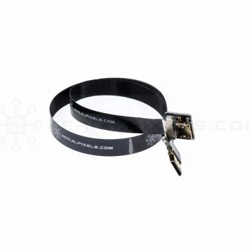 "Ultra Thin HDMI Cable Mini Straight to HDMI Mini Female Flat Ribbon Cable - 40CM (15.7"")"