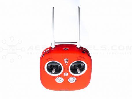 Protective Neoprene Cover for DJI Inspire 1 Transmitter - RED