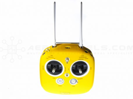 Protective Neoprene Cover for DJI Inspire 1 Transmitter - Yellow