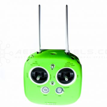 Protective Neoprene Cover for DJI Inspire 1 Transmitter - Lime Green