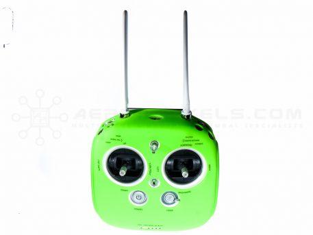 Protective Neoprene Cover for DJI Inspire 1 Transmitter - Lime Green