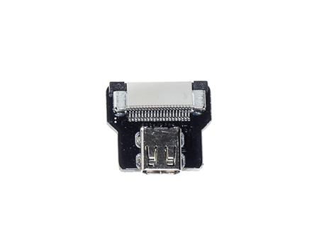 HDMI Micro (Type D) Female Connector
